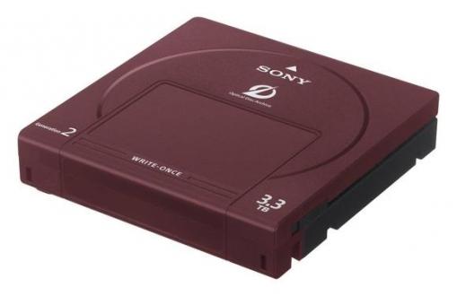 Sony 3.3 TB'lık Optik Disk Üretti