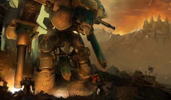 Warhammer 40.000 Ücretsiz Olarak Yayında!