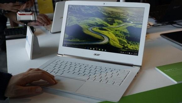 Acer'dan MacBook'a Rakip