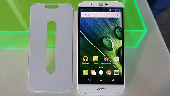 Acer Liquid Zest Plus Duyuruldu!