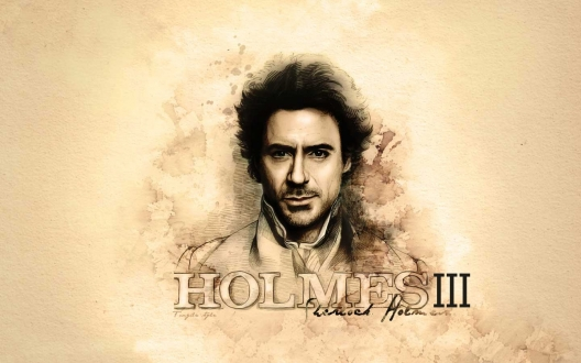 Sherlock Holmes 3 Geliyor!