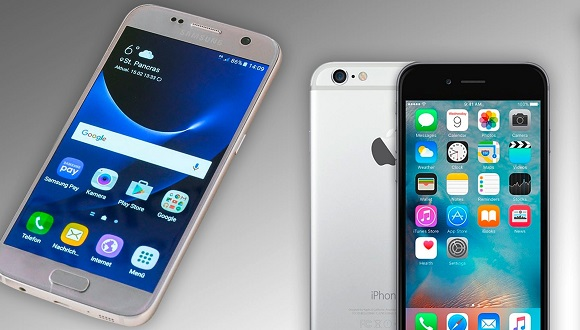 Samsung, Apple'ı İkiye Katladı