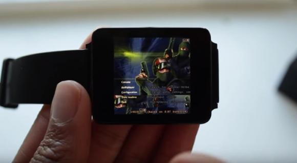 Counter-Strike Akıllı Saatlere Geldi!