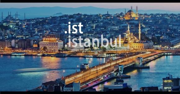 .ist ve .istanbul'u Aldık