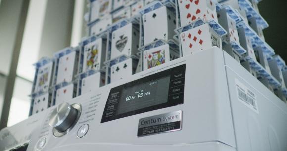 LG Çamaşır Makinesi Guinness Rekoru Kırdı