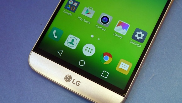 LG G5'te Menü Sistemi Geri Geldi