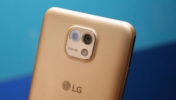 Çift Kameralı LG X Cam Göründü!