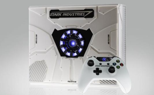 Iron Man İmzalı Xbox One Gözüktü!