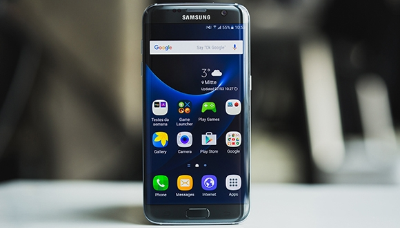 Galaxy S7 için Mini Güncelleme!