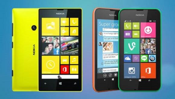 En Popüler Windows Phone Telefon Değişti