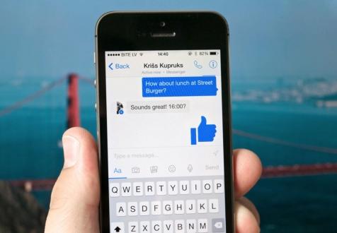 Facebook Messenger için Yeni Mesaj Özelliği!