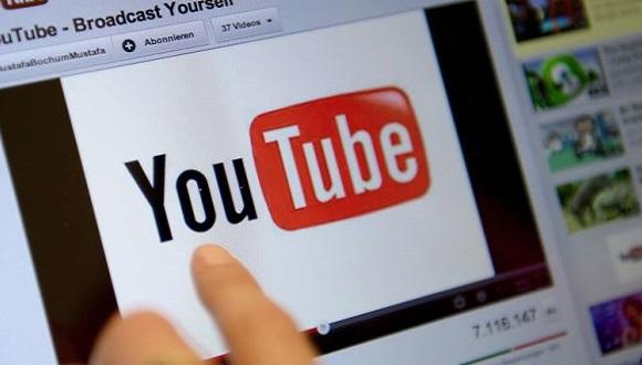 YouTube'u Yeni Materyal Tasarım'da Deneyin