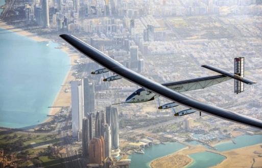 Güneş Enerjili Uçak Dünyayı Turladı