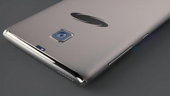 Ezberbozan Galaxy S8 edge Konsepti