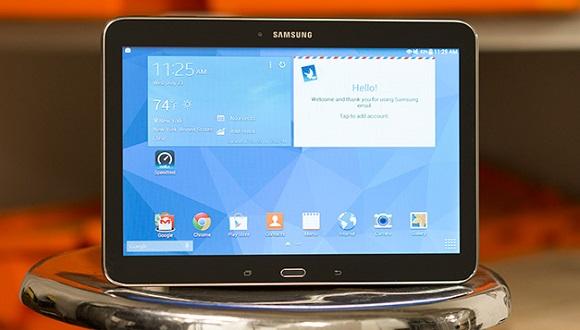 Galaxy Tab 4'ün Özellikleri Sızdırıldı