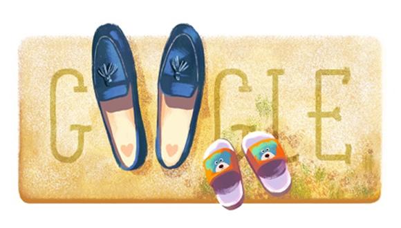 Google'dan Anneler Günü için Doodle!