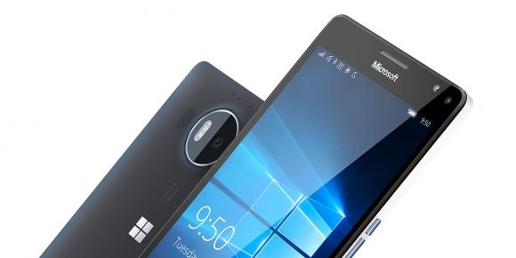 Microsoft Lumia 950 XL Kutusundan Çıkıyor