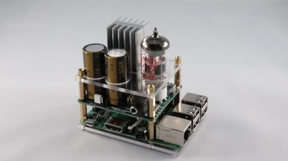 Raspberry Pi'ye Özel Amplifikatör!