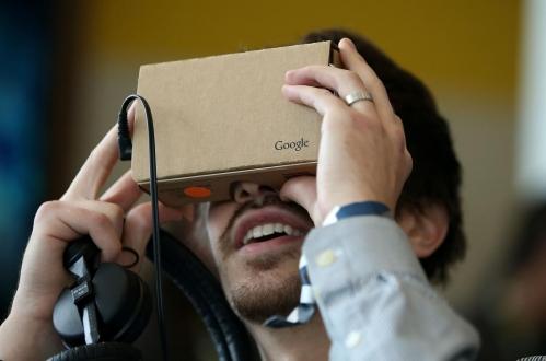 Google Cardboard 4 Ülkede Daha Satışta