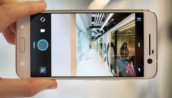 HTC 10'un Kamera Performansı Arttı!