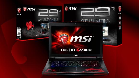 MSI'dan Vive İçin İlk Laptop!