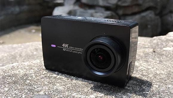 Xiaomi'den Yeni Aksiyon Kamerası Yi 4K!