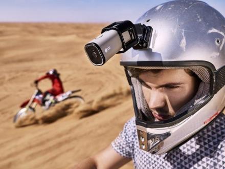 LG Action Cam LTE Duyuruldu!