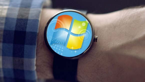Android Wear'a Windows 7 Yüklendi!
