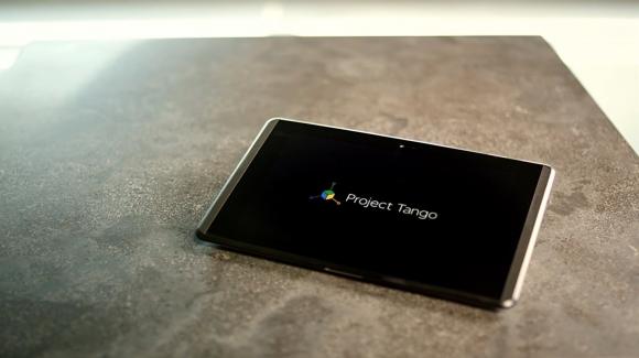 Google Project Tango'yu Geliştiriyor