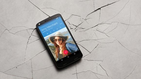 Moto X Kırılmaz Ekranla Geliyor!