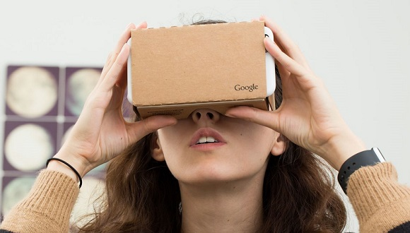 Google'dan Android VR Hamlesi