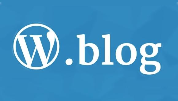 .blog Uzantılı Alan Adları Geliyor!