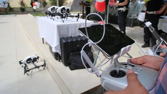 Türkiye'de Karakollar Drone'a Emanet!