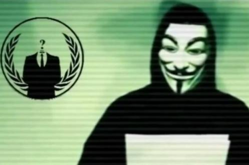 Anonymous Türkiye'ye Saldırdı!