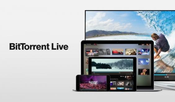 BitTorrent Canlı Yayın Hayatına Başlıyor