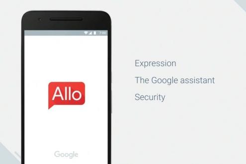 Yeni Mesajlaşma Hizmeti: Google Allo!