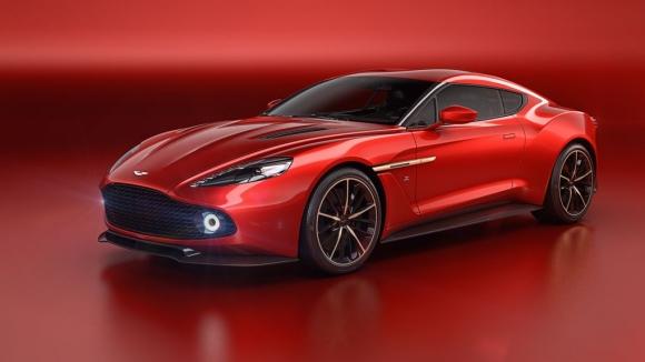 Aston Martin'den Yılın En Güzel Otomobili