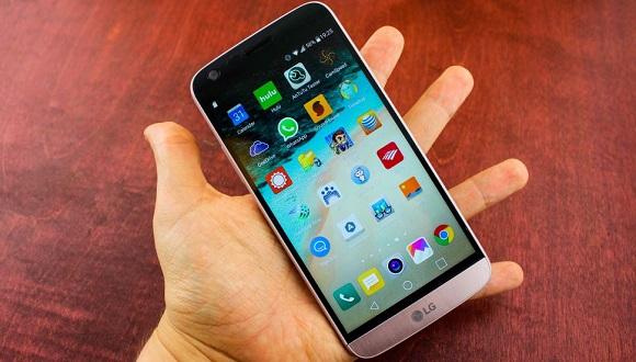 Snapdragon 652'li LG G5 Satışa Sunuldu