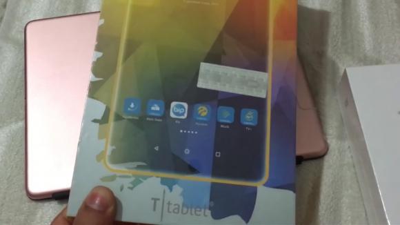 Turkcell T Tablet Kutudan Çıkıyor