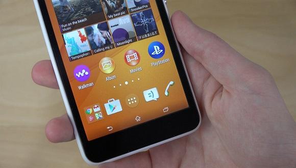 Sony'nin Yeni Telefonu Göründü