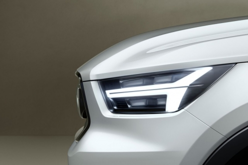 Volvo Konsept Otomobillerini Tanıttı!