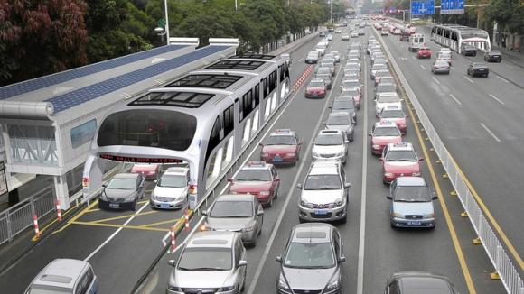 Çin Trafik Sorununa Kökten Çözüm Buldu!