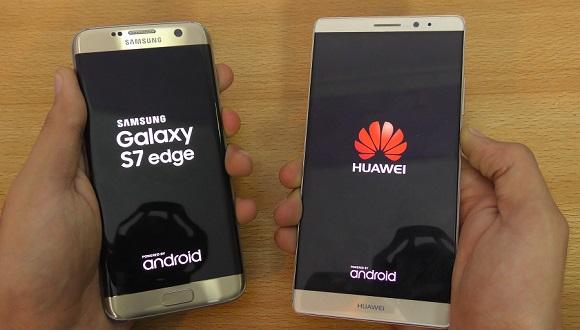 Samsung ve Huawei Mahkemelik Oldu