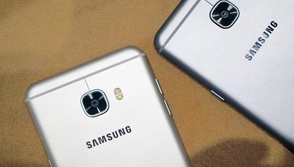 Daha Büyük ve Daha Güçlü: Galaxy C7