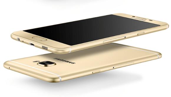 Samsung Galaxy C5 Resmen Tanıtıldı