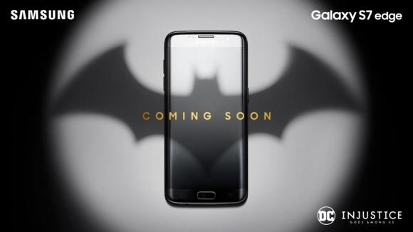 Galaxy S7 edge Batman Edition Geliyor!