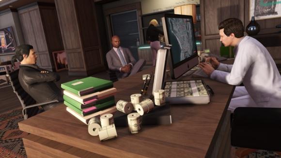 GTA: Online için En Büyük Güncelleme