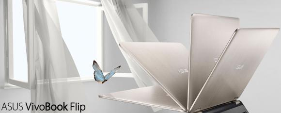 ASUS VivoBook Flip TP301UJ İnceleme