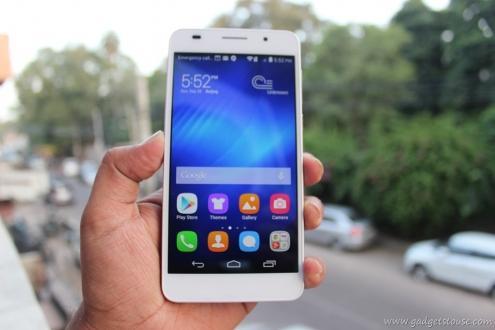 Huawei Honor 5A ve 5A Plus Görüldü!