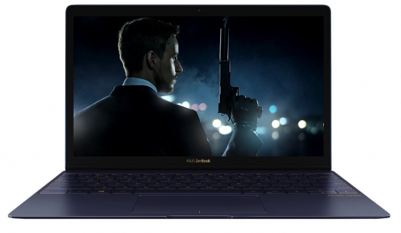 MacBook Rakibi ASUS ZenBook 3 Tanıtıldı